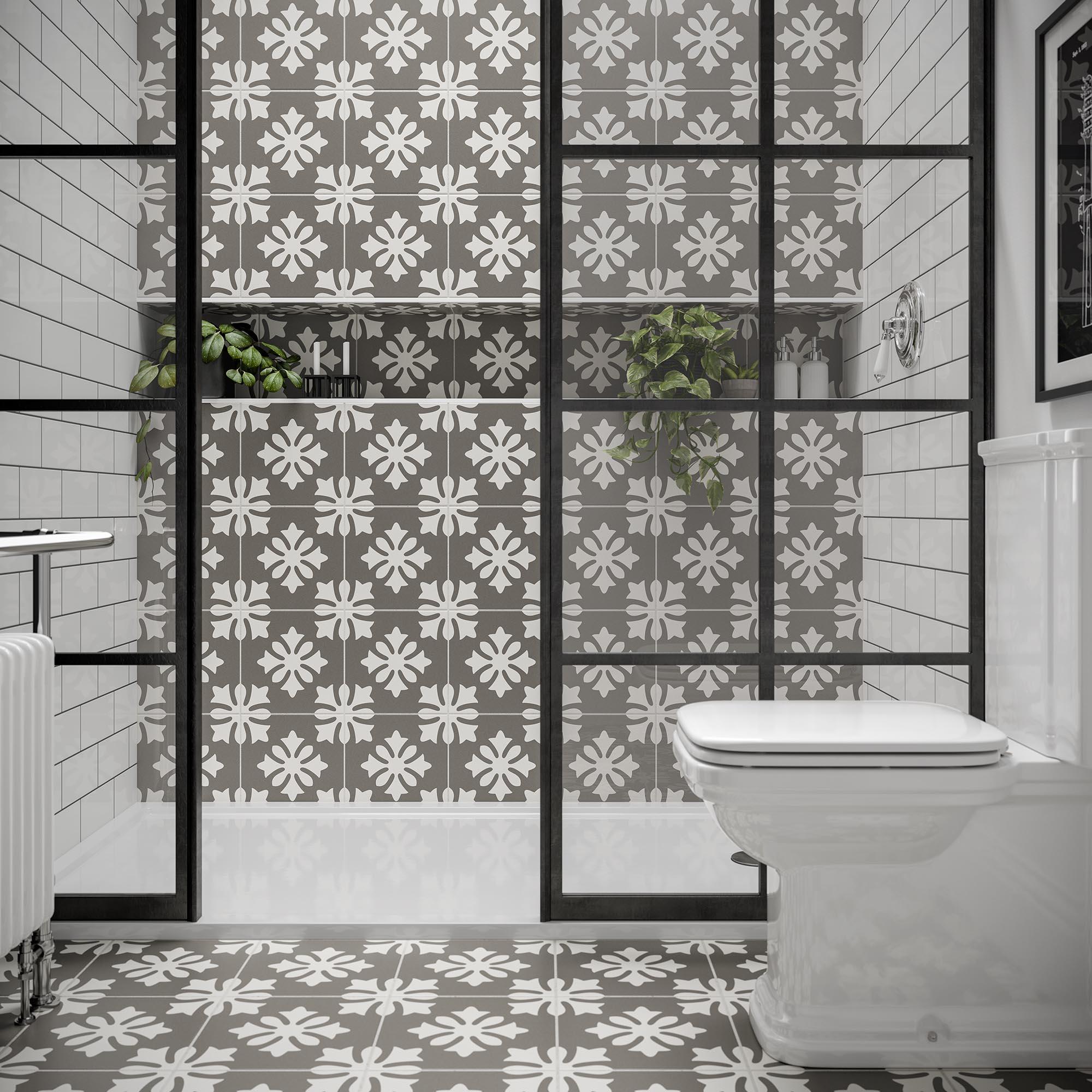 Patterned Tiles 1