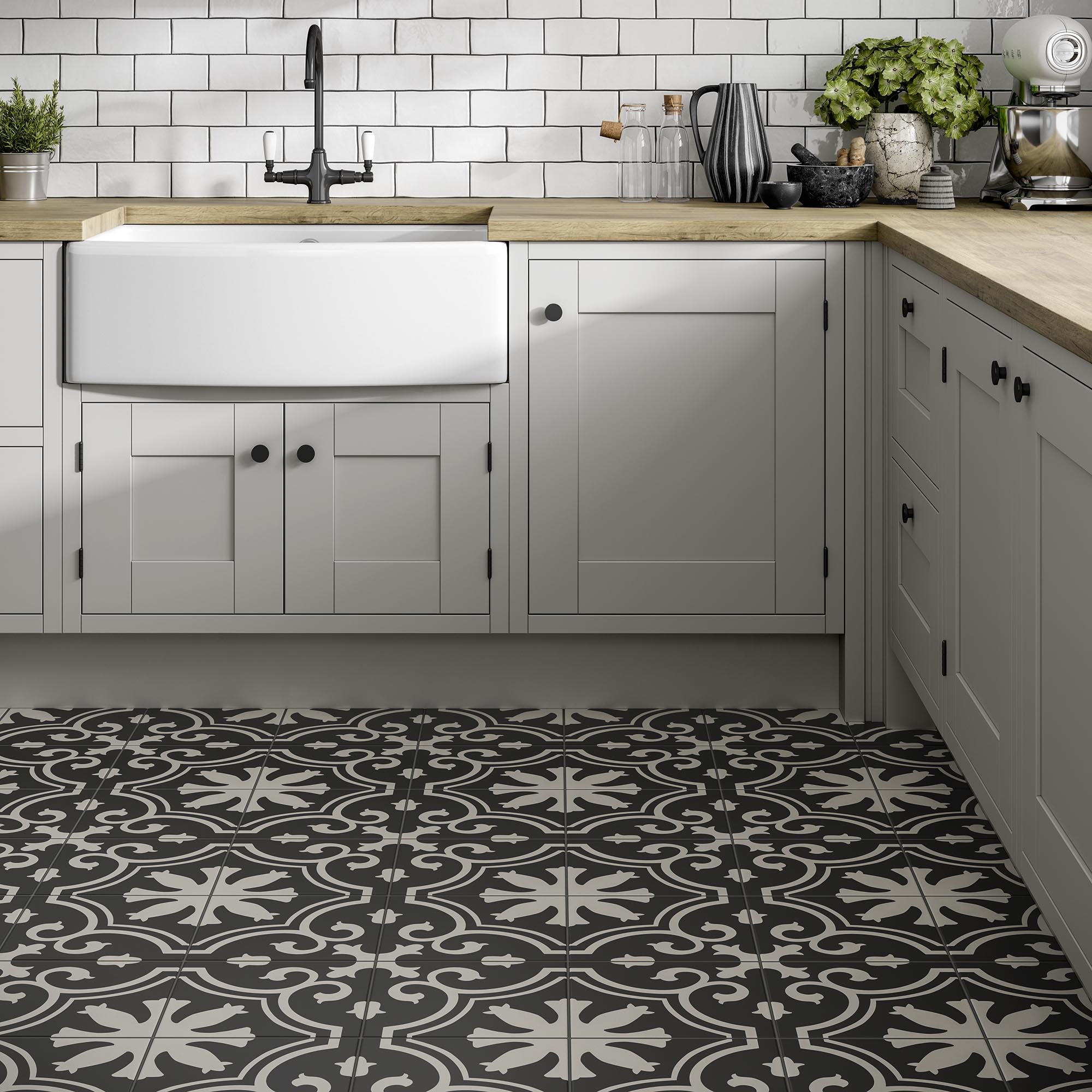 Patterned Tiles 2