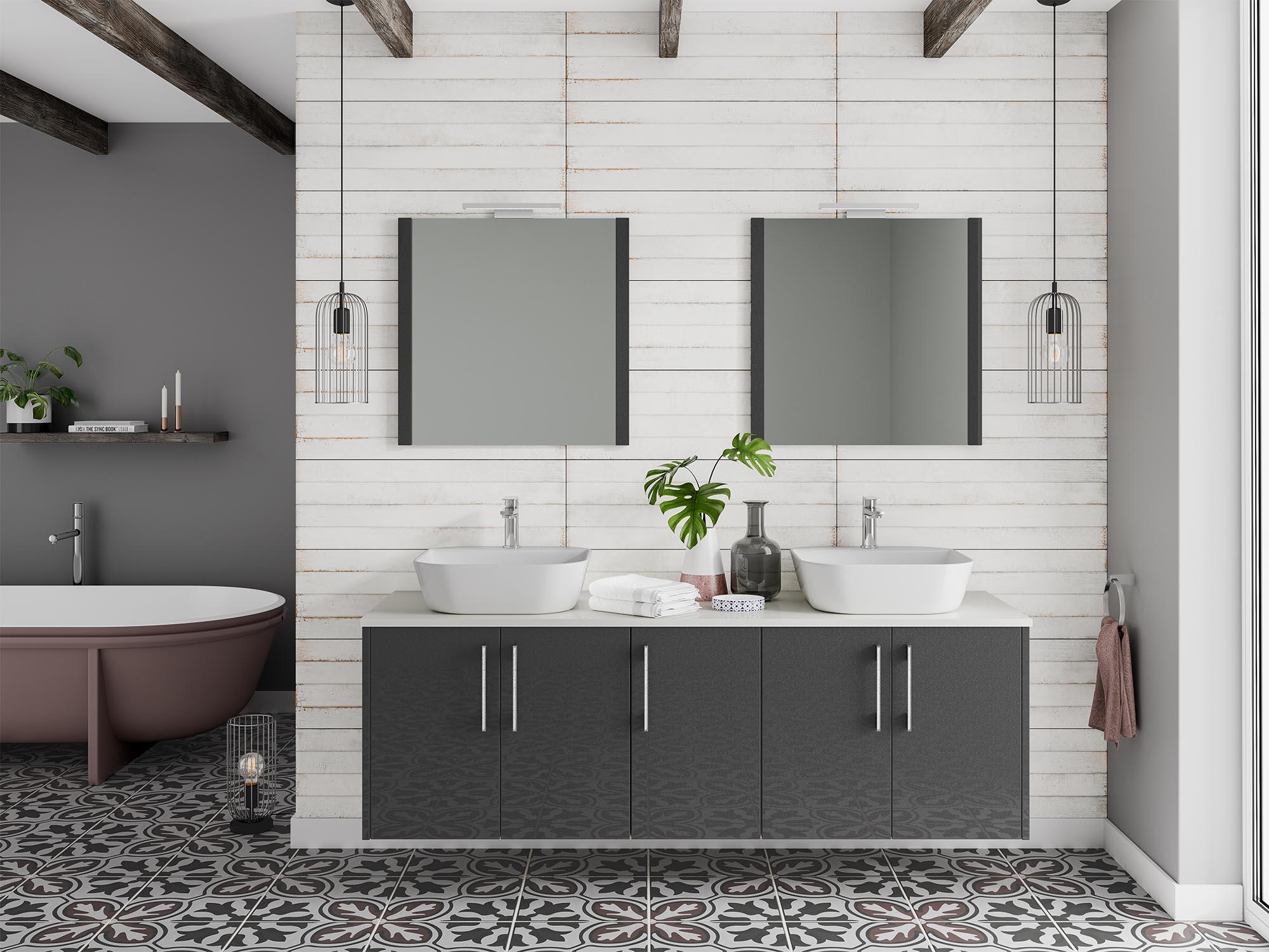 Bathroom CGI Roomsets 3