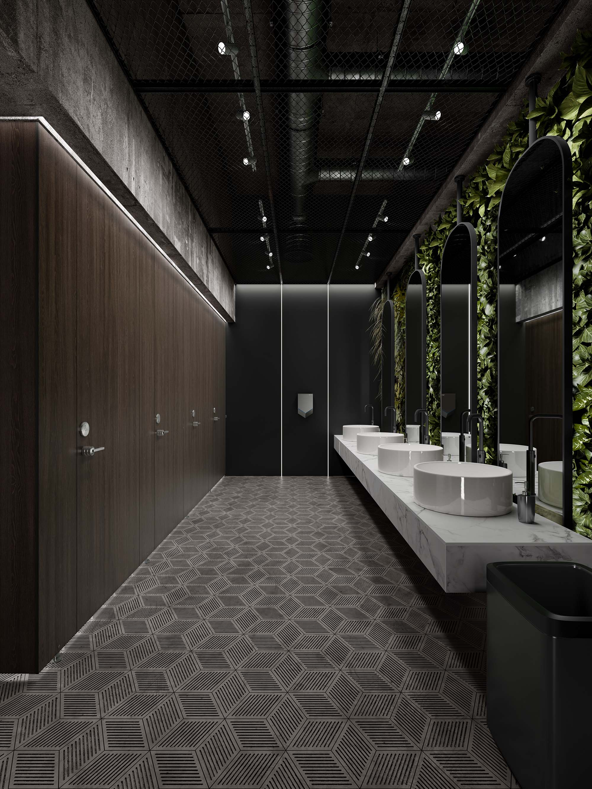 Commercial Washrooms 1