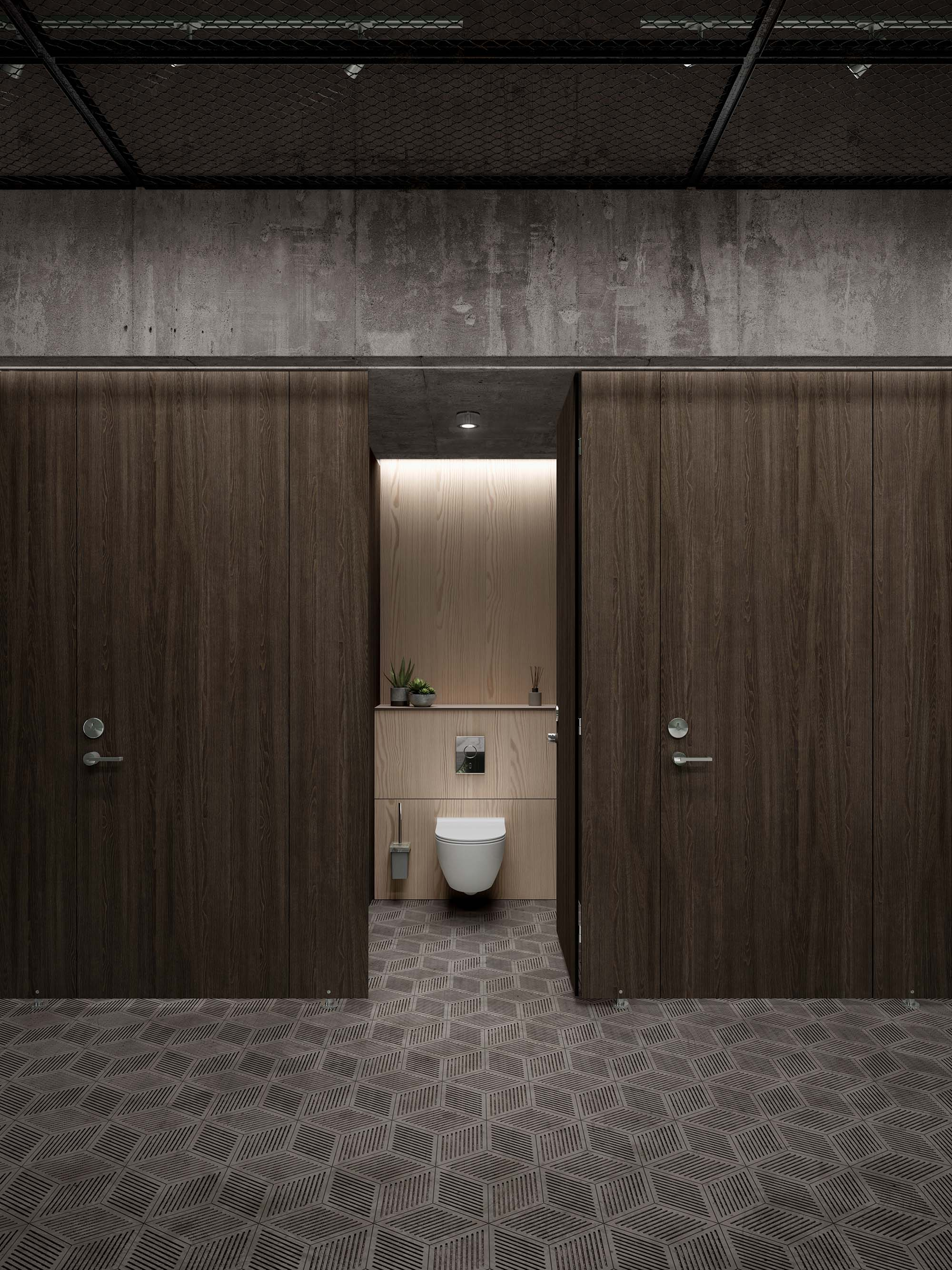 Commercial Washrooms 2